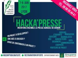 SNPAR Hackathon Flyer
