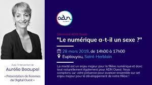 2019 03 Aurélie Beaupel Le numérique a t il un sexe